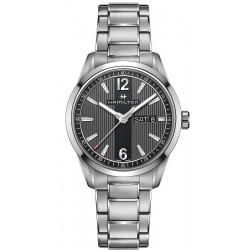 Buy Hamilton Men's Watch Broadway Day Date Quartz H43311135