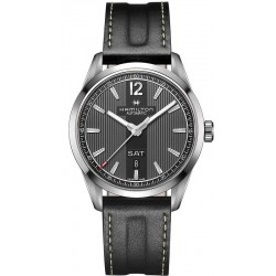 Buy Hamilton Men's Watch Broadway Day Date Auto H43515735