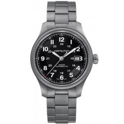 Hamilton Men's Watch Khaki Field Titanium Auto H70565133