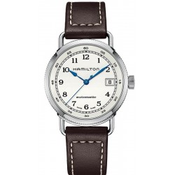 Buy Hamilton Ladies Watch Khaki Navy Pioneer Auto H78215553