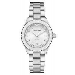 Hamilton Ladies Watch Jazzmaster Seaview Quartz H37411111
