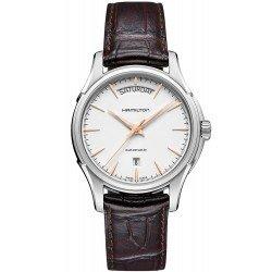 Buy Hamilton Men's Watch Jazzmaster Day Date Auto H32505511