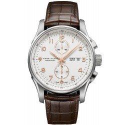 Hamilton Men's Watch Jazzmaster Maestro Auto Chrono H32766513