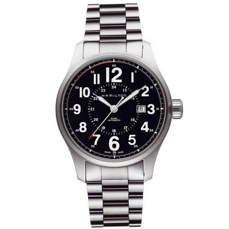 dbdecf837 Hamilton Men's Watch Khaki Field Officer Auto H70615133 - New ...