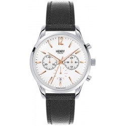 Buy Henry London Unisex Watch Highgate HL39-CS-0009 Chronograph Quartz