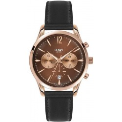 Buy Henry London Men's Watch Harrow HL39-CS-0054 Chronograph Quartz