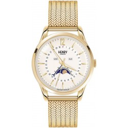 Buy Henry London Unisex Watch Westminster HL39-LM-0160 Moonphase Quartz