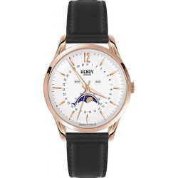 Buy Henry London Unisex Watch Richmond HL39-LS-0150 Moonphase Quartz