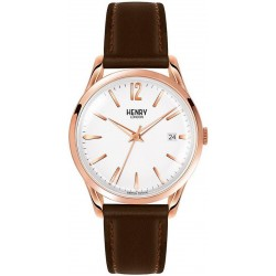 Buy Henry London Unisex Watch Richmond HL39-S-0028 Quartz