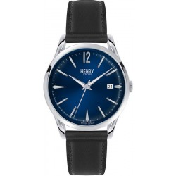 Buy Henry London Unisex Watch Knightsbridge HL39-S-0031 Quartz