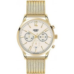 Buy Henry London Unisex Watch Westminster HL41-CM-0020 Chronograph Quartz