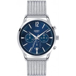 Buy Henry London Men's Watch Knightsbridge HL41-CM-0037 Chronograph Quartz