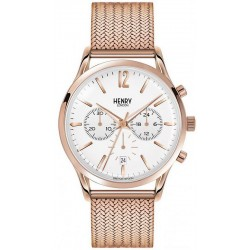 Buy Henry London Unisex Watch Richmond HL41-CM-0040 Chronograph Quartz