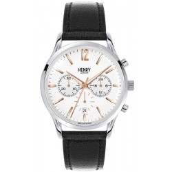 Buy Henry London Men's Watch Highgate HL41-CS-0011 Chronograph Quartz