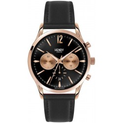 Buy Henry London Unisex Watch Richmond HL41-CS-0042 Chronograph Quartz