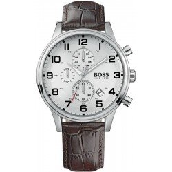 Buy Hugo Boss Men's Watch Aeroliner Quartz Chronograph 1512447