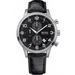Buy Hugo Boss Men's Watch Aeroliner Quartz Chronograph 1512448