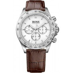 Buy Hugo Boss Men's Watch Ikon Quartz Chronograph 1513175
