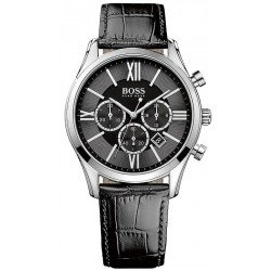Buy Hugo Boss Men's Watch Ambassador Quartz Chronograph 1513194