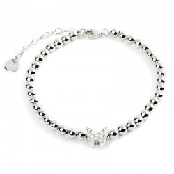 Buy Jack & Co Ladies Bracelet Classic Sparkling JCB0942