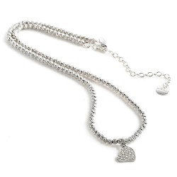 Buy Jack & Co Ladies Necklace Night & Day JCN0436