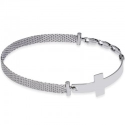Buy Jack & Co Men's Bracelet Cross-Over JUB0019