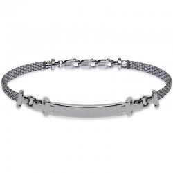 Buy Jack & Co Men's Bracelet Cross-Over JUB0022
