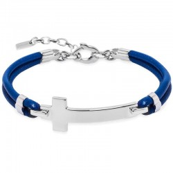 Buy Jack & Co Men's Bracelet Cross-Over JUB0033