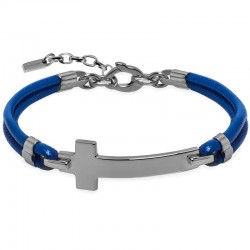 Buy Jack & Co Men's Bracelet Cross-Over JUB0034