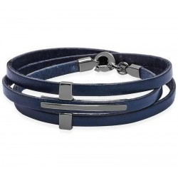 Buy Jack & Co Men's Bracelet Cross-Over JUB0038