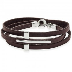 Buy Jack & Co Men's Bracelet Cross-Over JUB0039