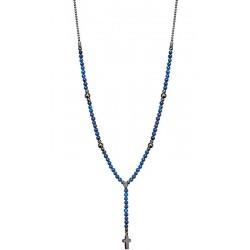 Buy Jack & Co Men's Necklace Cross-Over JUN0004
