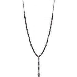 Buy Jack & Co Men's Necklace Cross-Over JUN0006