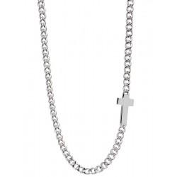 Buy Jack & Co Men's Necklace Cross-Over JUN0007