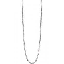 Buy Jack & Co Men's Necklace Cross-Over JUN0009