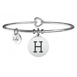 Kidult Ladies Bracelet Symbols Letter H 231555H