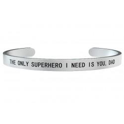 Buy Kidult Men's Bracelet Family 731163
