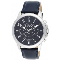 Buy Liu Jo Men's Watch Jet TLJ825 Chronograph