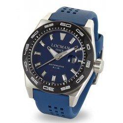 Buy Locman Men's Watch Stealth 300MT Automatic 0215V3-0KBLNKS2B