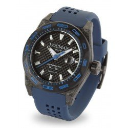 Locman Men's Watch Stealth 300MT Automatic 0216V3-CBCBNKBS2B