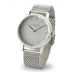 Buy Locman Men's Watch 1960 Quartz 0251V06-00AGNKB0