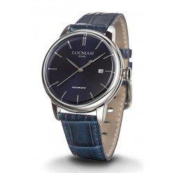 Buy Locman Men's Watch 1960 Automatic 0255A02A-00BLNKPB
