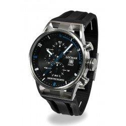 Buy Locman Men's Watch Montecristo Quartz Chronograph 051000BKFBL0GOK