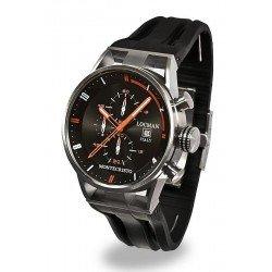 Buy Locman Men's Watch Montecristo Quartz Chronograph 051000BKFOR0GOK