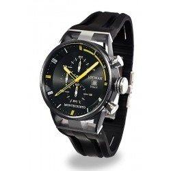 Buy Locman Men's Watch Montecristo Quartz Chronograph 0510BKBKFYL0GOK