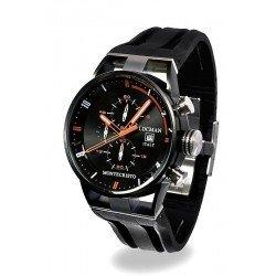 Buy Locman Men's Watch Montecristo Quartz Chronograph 0510KNBKFOR0GOK