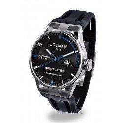 Buy Locman Men's Watch Montecristo Automatic 051100BKFBL0GOK