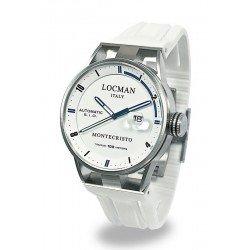 Locman Men's Watch Montecristo Automatic 051100WHFBL0GOW