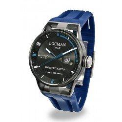 Buy Locman Men's Watch Montecristo Automatic 0511KNBKFBL0GOB