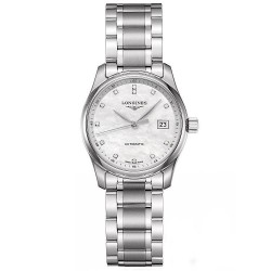 Buy Longines Ladies Watch Master Collection L22574876 Automatic